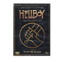 Hellboy - The Collection (Boxset 2 Dvd) (Limited) - Usato