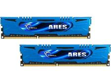 G.SKILL Ares 8GB 2 x 4GB 240-Pin SDRAM DDR3 1600 PC3 12800 Lifetime Warranty