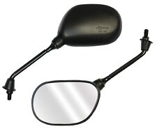 NEW 10MM THREAD SOURCE MOBILITY SCOOTER MIRRORS (PAIR) REAR VIEW MIRRORS