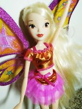 Winx Club STELLA Deluxe BELIEVIX Collection Jakks Pacific Doll