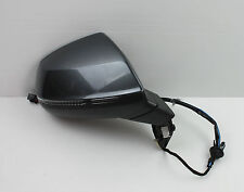 AUDI Q7 WING MIRROR RIGHT SIDE RHD with blind zone 2016 +