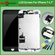 For iPhone 7 LCD Screen 3D Touch Digitizer Assembly W/Camera A1660 A1778 A1779