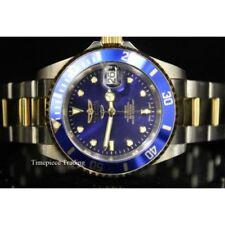Relojes de pulsera Invicta de oro de acero inoxidable