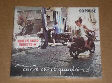 99 POSSE - CURRE CURRE GUAGLIO 2.0 NON UN PASSO INDIETRO - CD SIGILLATO (SEALED)