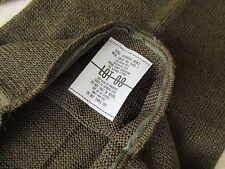 US ARMY écharpe scarf CLASS 1 Neckwear OLIVE OD Longtemps Exécution ww2 original WK