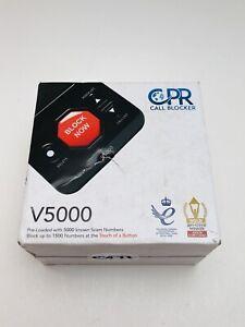 CPR Phone Call Blocker V5000 NEW Sealed