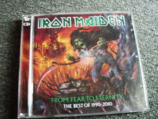 Iron Maiden-From Fear to Eternity CD-2 CDs-Made in EU