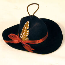 NEW MINI WESTERN COWBOY HATS country cowgirl novelty toys CAR MIRROR HANGER NEW