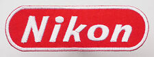 NIKON Corporation Cameras - Camera Logo - Iron-On Patch - MIX 'N' MATCH - #3L14