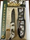 Ruko RUK0100 - Hunting Knife Outfitter XTREME-3D Camouflage Pattern - Stainless