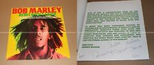 BOB MARLEY - REBEL WITH A CAUSE - SIGNE DENNIS MORRIS - NUMEROTE COLLECTOR