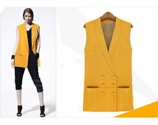 Regular Size Polyester Vests for Women