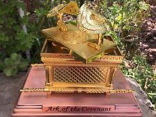 Ark of the Covenant Jerusalem Holy Land Israel Souvenir Gold Replica XL