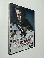 THE ACCOUNTANT DVD - DVD EX NOLEGGIO