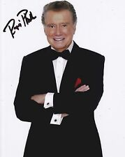 Regis Philbin Autographed 8x10 Photo (Reproduction) 2