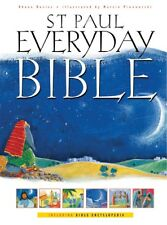St Paul Everyday Bible with Bible Encyclopedia AUSTRALIAN YOUTH CHILDRENS BIBLE