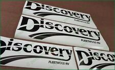 DISCOVERY FLEETWOOD RV Trailer Bus Truck Decals Stickers Kit ORIGINAL LOOK SALE