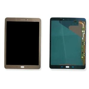 DISPLAY LCD VETRO TOUCH SCREEN ORIGINALE SAMSUNG GALAXY TAB S2 9.7 SM-T819 GOLD