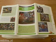 MM09- STEFAN EVERTS SUZUKI MINI POSTER AND INFO MOTOCROSS MX