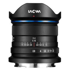Venus Laowa 9mm f/2.8 Zero-D Ultra Wide-Angle for Fuji X Sony E NEX Canon EF-M