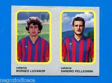 CALCIO FLASH '86 Lampo - Figurina-Sticker n. 356 - LUVANOR-PELLEGR -CATANIA-New