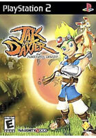 Jak and Daxter: The Precursor Legacy Ps2 PlayStation 2 kids game