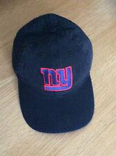 BRAND NEW NY NFL TEAM APPAREL BLACK CAP