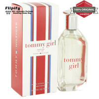 TOMMY GIRL Perfume 3.4 oz / 1.7 oz / 6.7 oz / 0.25 oz EDC Spray for WOMEN
