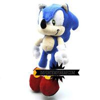 SONIC IL RICCIO PELUCHE 18 CM pupazzo plush doll Adventure 2 Heroes hedgehog