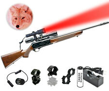 Orion Predator H30 Red Rechargeable Long Range Coyote Fox Night Hunting Light