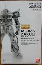 MG 1/100 ZAKU II 2.0 MECHANICAL CLEAR