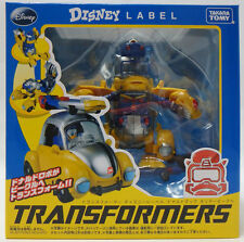 Transformers Disney Label Donald Duck Transformer - Bumblebee