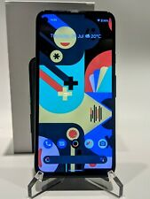 """GOOGLE Pixel 4a - 128GB 5.8"""" (Unlocked) Android - Just Black Smartphone"""
