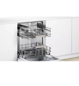 Bosch SMV46JX01G Serie 4 Fully-integrated Dishwasher 60cm