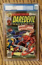 DAREDEVIL #155 - CGC 9.4 (old label) - 11/78