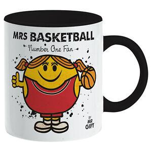 Basketball Mug - Sports Gift Hoops Player Fan Present Gift women girl mum
