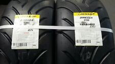 2 x 195/50/15 dunlop dzo3g r1 compound/rally tyres/race tyres/trackday tyres