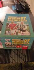 Merlin Premier League 97 sticker box