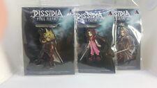 Final Fantasy DISSIDIA Acrylic Keychain Charm Square Enix [On Hand] [US Seller]
