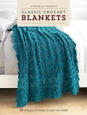 INTERWEAVE PRESENTS CLASSIC CROCHET BLANKETS -  (PAPERBACK) NEW