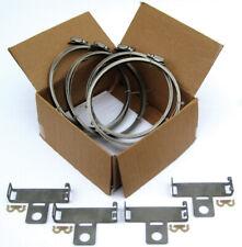 4 Ford Lincoln Mercury TPMS Tire Pressure Sensor Monitor Bands Straps Clips Kit