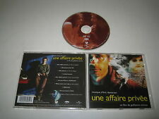 UNE AFFAIRE PRIVEE/SOUNDTRACK/ERIC DEMARSAN(LITTLE BEAR/018 062-2)CD ALBUM