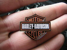 CLASSIC HARLEY DAVIDSON PIN BADGE MOTORCYCLE MOTORBIKE BIKER US EASY RIDER USA