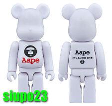 Medicom 100% Bearbrick ~ A Bathing Ape Be@rbrick Aape