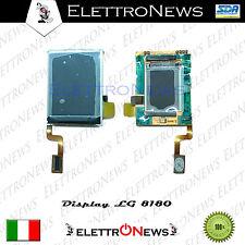 Display LCD Schermo LG 8180