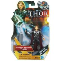 "Marvel Thor Avengers Assemble Cosmic Armour Thor 4"" Action Figure"