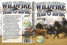 2017 Wildfire Team Roping DVD Salado Texas by Billy Pipes PRCA rodeo USTRC WSTR