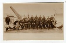 BERMUDA, BAND OF H.M.S. CALCUTTA, WEST INDIES STATION, 1926, RP