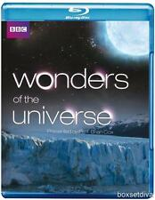 WONDERS OF THE UNIVERSE COMPLETE BBC SERIES NEW BLU RAY
