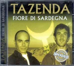 TAZENDA - FIORE DI SARDEGNA - CD USATO